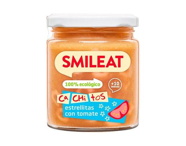 ¡Nuevo! CA-CHI-TOS de Estrellitas con Tomate Ecológico