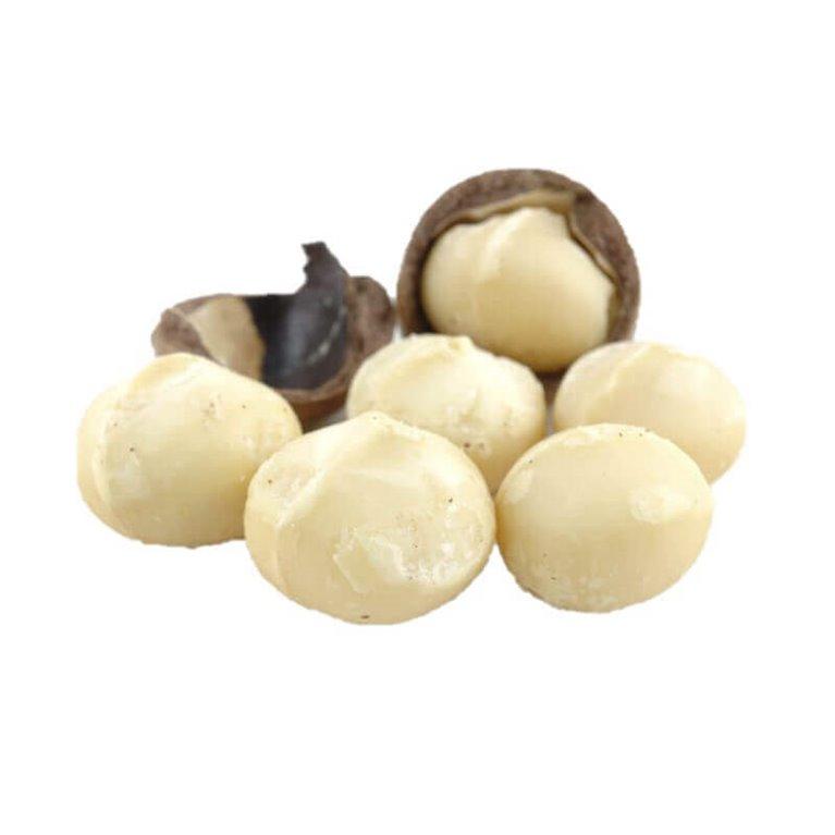 Nuez de macadamia cruda BIO