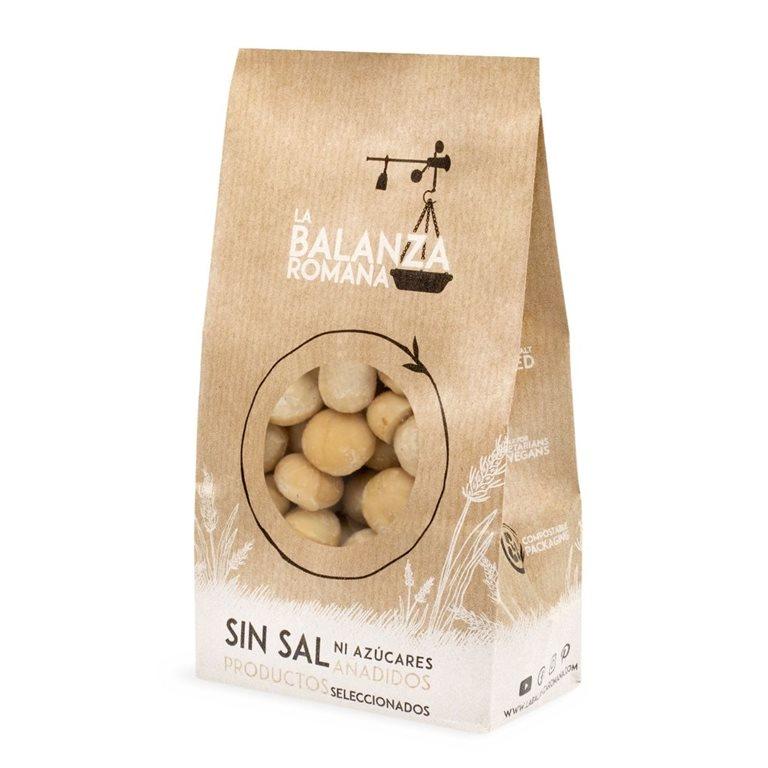 Nuez de Macadamia Cruda Premium XL