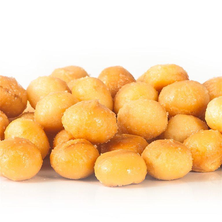 Nuez de Macadamia frita con sal en calibre Extra '00' 250gr