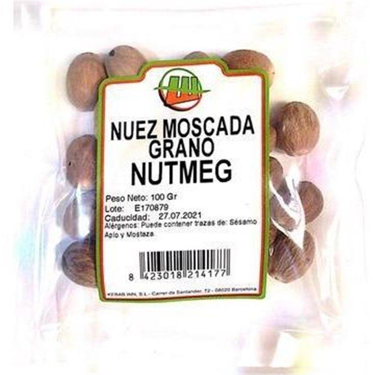 Nuez Moscada Grano 1kg