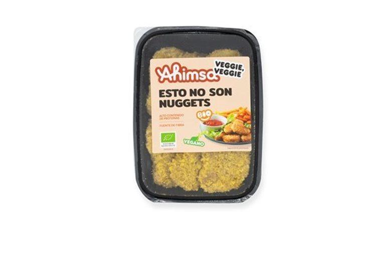 Nuggets Veganos Bio Ahimsa, 175 gr