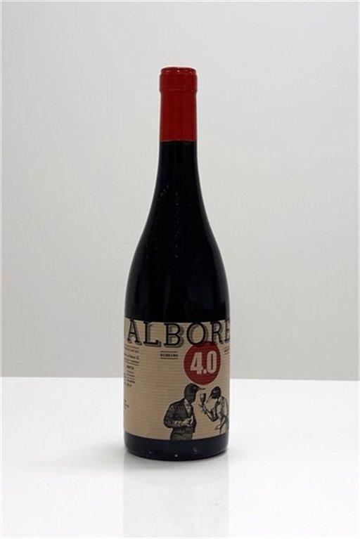 O'ALBOREXAR 4.0 - Tinto Mencia 2015 (Ribeiro), 0,75 l