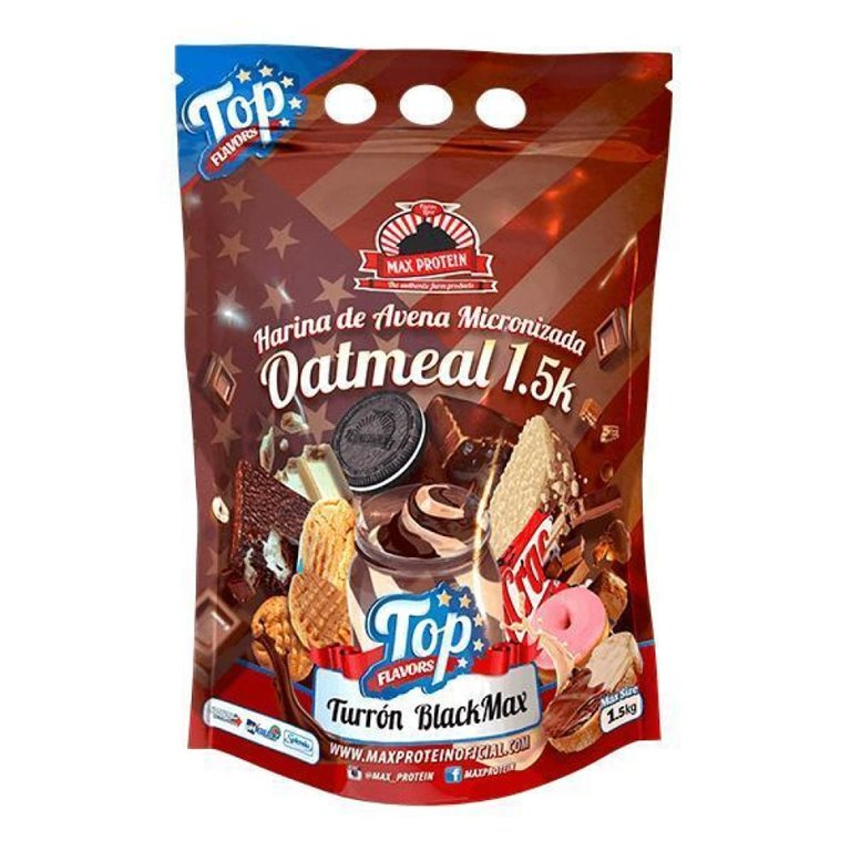 Oatmeal - Oatmeal Top Flavors 1.5 Kg