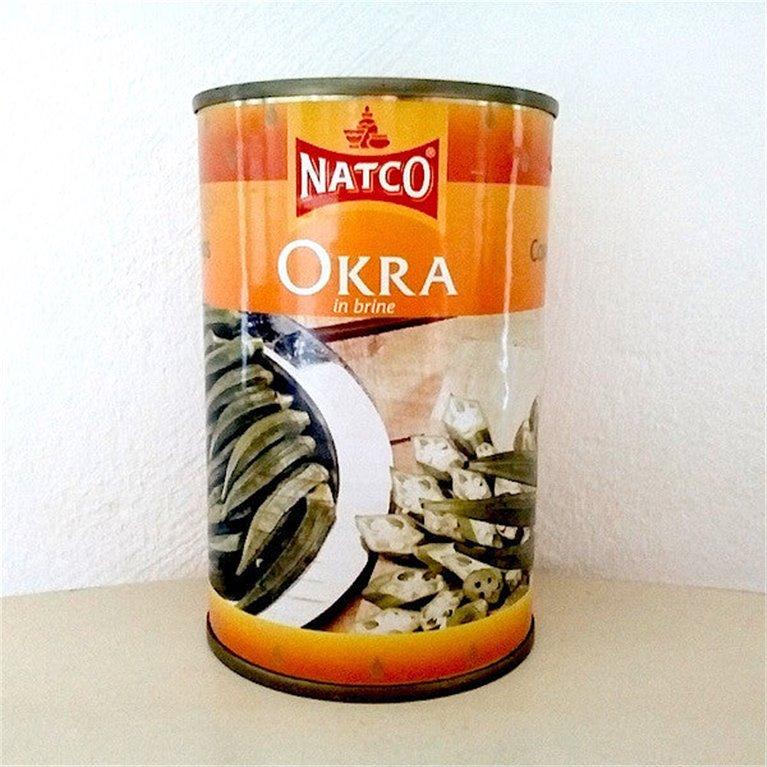 Okra en conserva 400g, 1 ud