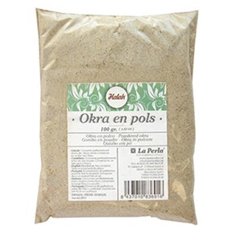 Okra en Polvo 100g