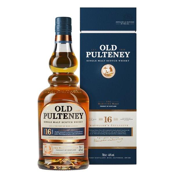 OLD PULTENEY 16 YO 0,70 L. + ESTUCHE