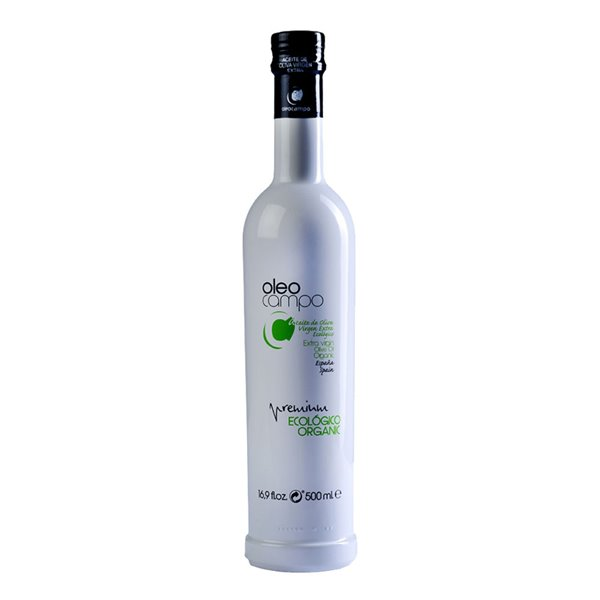 Oleocampo - Premium - Picual - 12 Botellas 500 ml