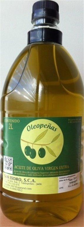 Oleopeñas. 2 litros., 1 ud
