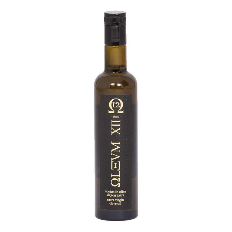 Oleum XII - Premium - Picual - 6 Bottles 500 ml