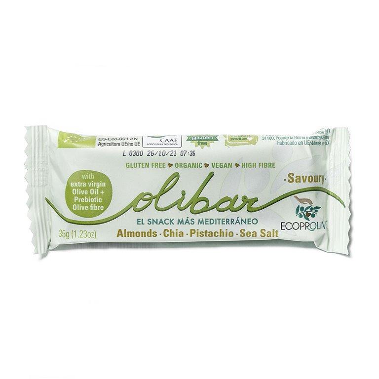 Olibar - Barrita Salada 35 gr