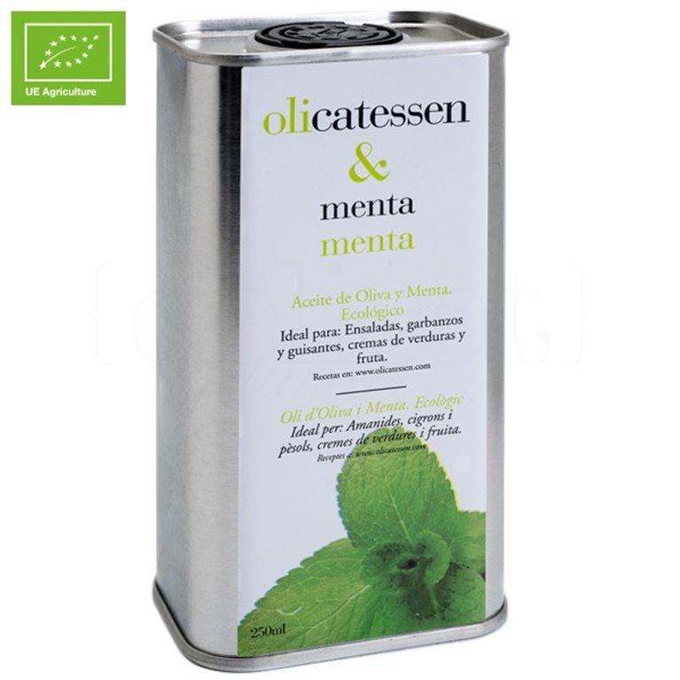 Olicatessen & Menta 250ml. Olicatessen. 12un., 1 ud