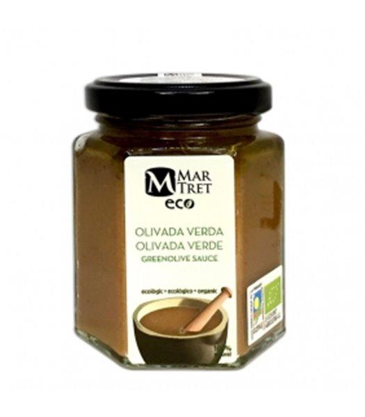 Olivada Verde ECO 190gr. Mar-Tret. 10un.