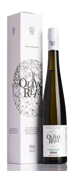 Olivo Real Reserva Familiar. 500 ml. con estuche.