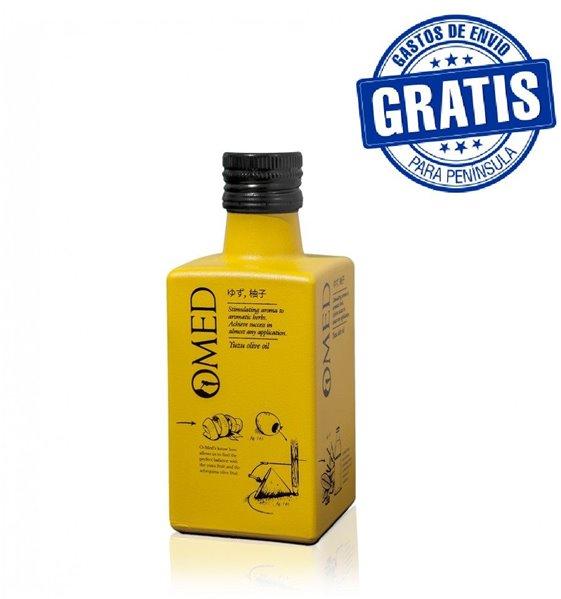 Omed Yuzu. Caja de 9 botellas de 250 ml.