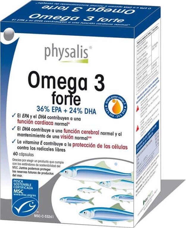 Omega 3 Forte, 30 gr