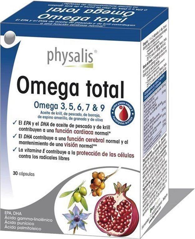 Omega Total, 30 gr
