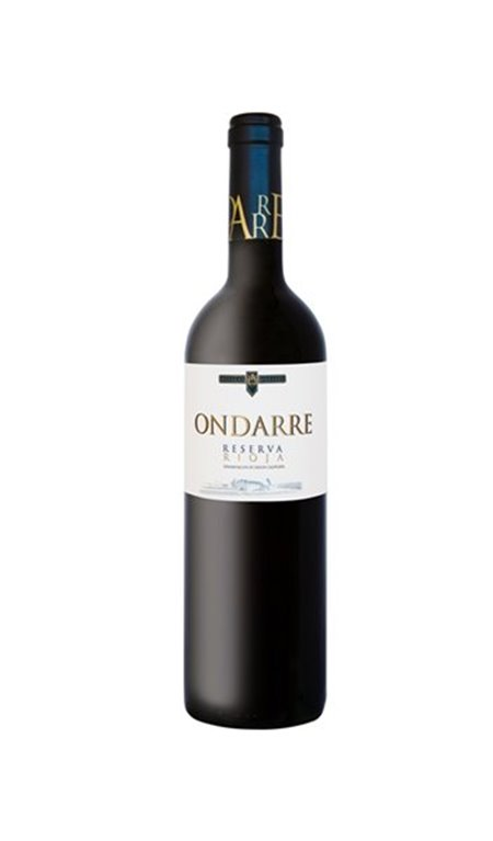 ONDARRE - Tinto - Reserva 2012, 0,75 l