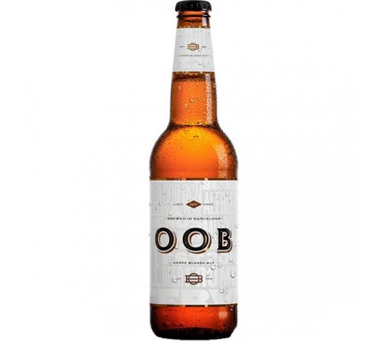 OOB Hoppy Blonde