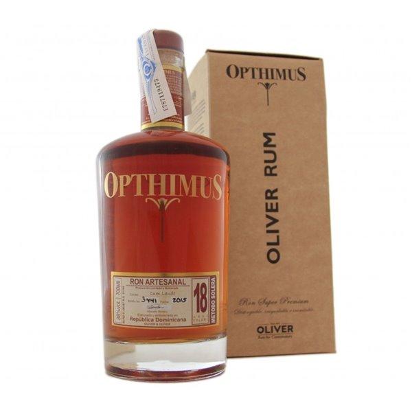 OPTHIMUS 18 YO 0,70 L. + ESTUCHE