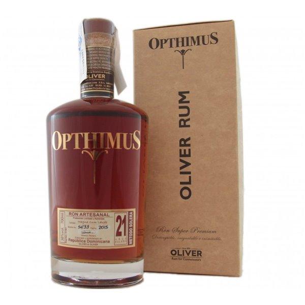 OPTHIMUS 21 YO 0,70 L. + ESTUCHE