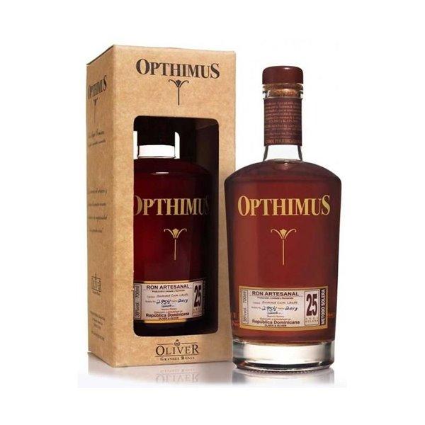 OPTHIMUS MALT 25 YO 0,70 L. 43º