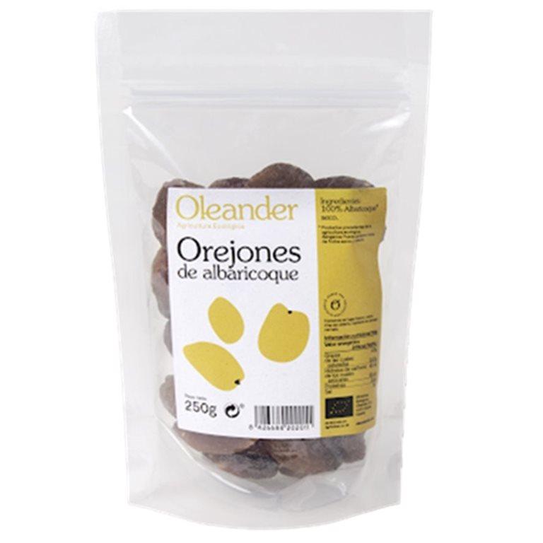 Orejones de Albaricoque Bio 250g