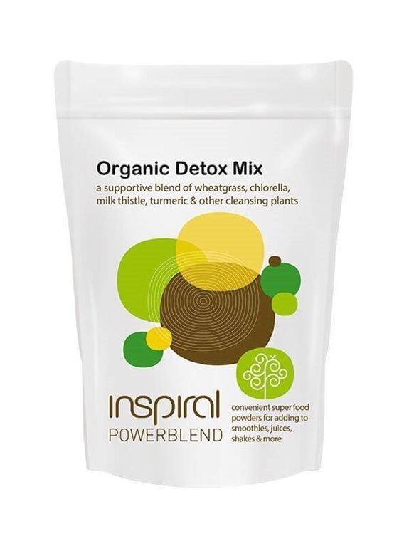 Organic Detox Mix, 100 gr