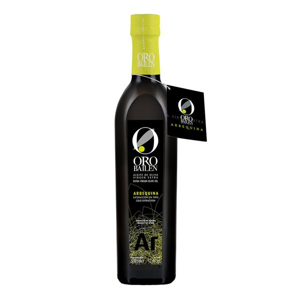 Oro Bailén - Reserva Familiar - Arbequina - 12 Botellas 500 ml