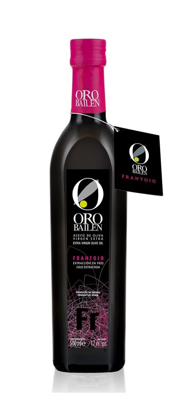 Oro Bailén. Reserva Familiar. Frantoio. 500 ml