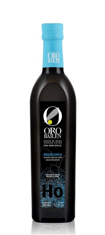 Oro Bailén. Reserva Familiar Hojiblanca. 500 ml.