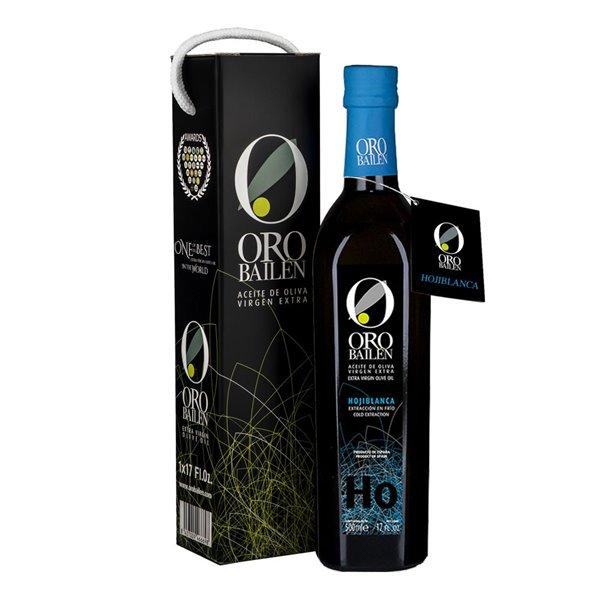 Oro Bailén - Reserva Familiar - Hojiblanca - Estuche Asa Botella 500 ml