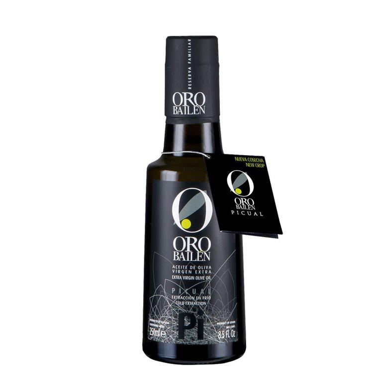 Oro Bailén - Reserva Familiar - Picual - 24 Botellas 250 ml