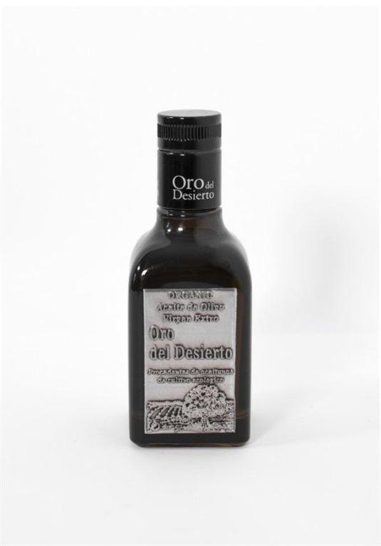 Oro del Desierto. Aceite de oliva Ecológico Coupage. 250 ml. Caja de 12 uds., 1 ud