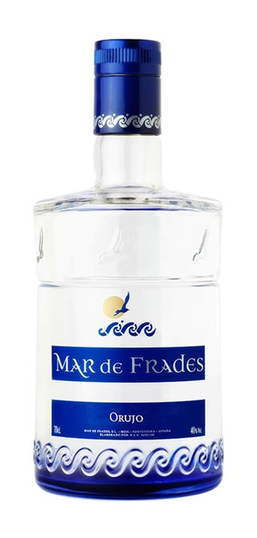 Orujo Blanco Mar de Frades