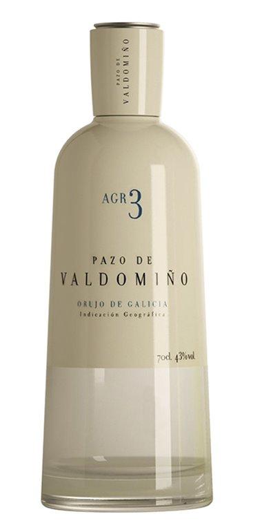 Orujo Blanco Valdomiño