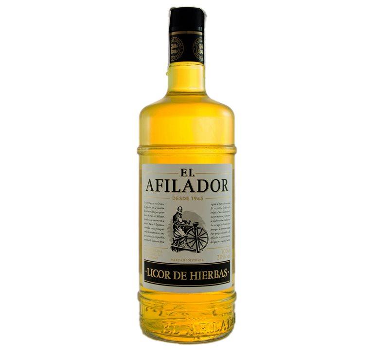 Orujo Herbs El Afilador 70 cl