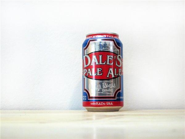 Oskar Blues Dale's Pale Ale (lata)