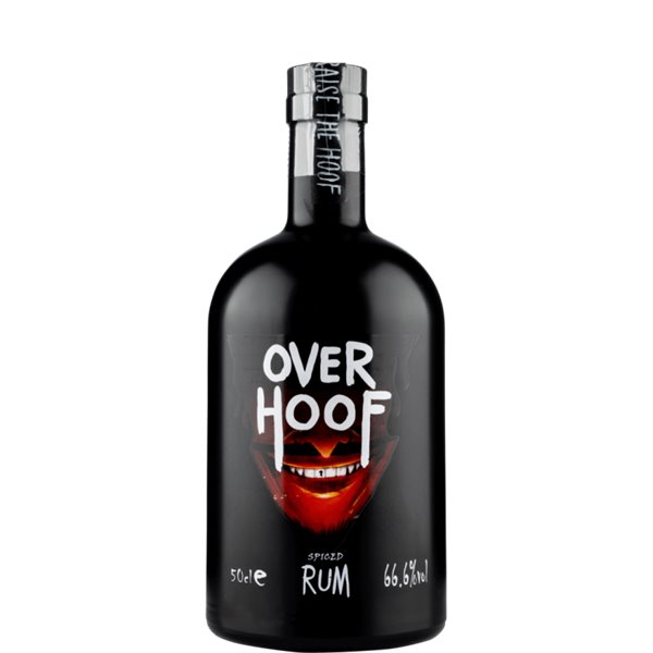 OVER HOOF SPICED 0,50 L.