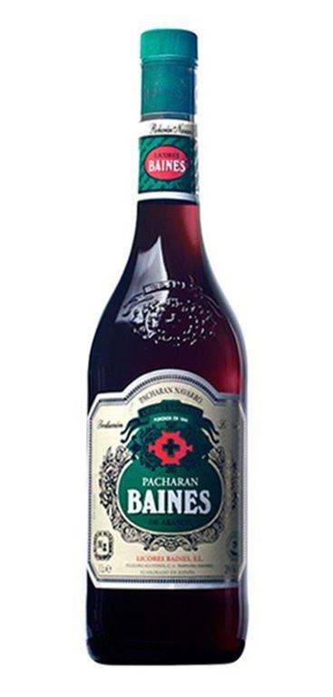 Pacharan Baines