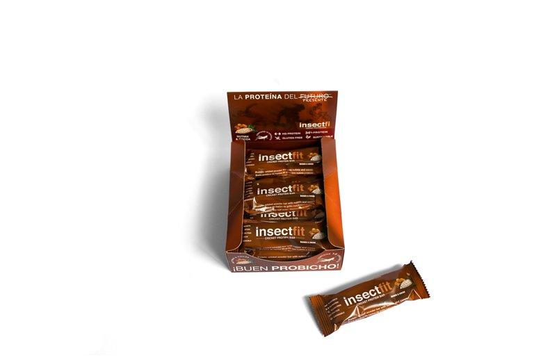 Pack 12 barritas Nutmix y Chocolate, 1 gr