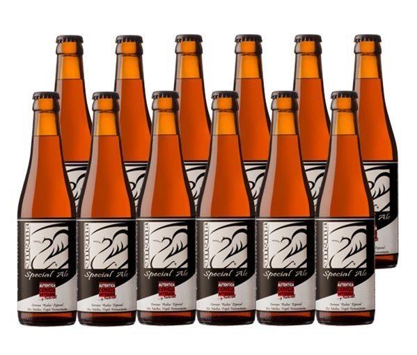 Pack 12 Botellas 33cl Cerveza Artesana Enigma Special Ale