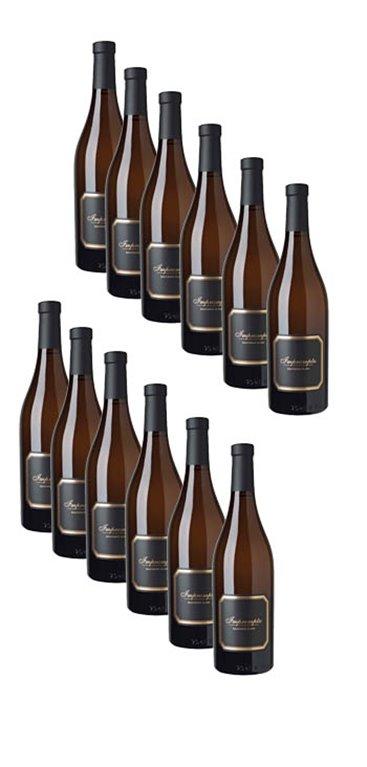 Pack 12 botellas Vino Blanco Impromptu Sauvignon Blanc, 1 ud