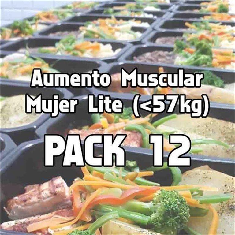 Pack 12 comidas AML, 1 ud