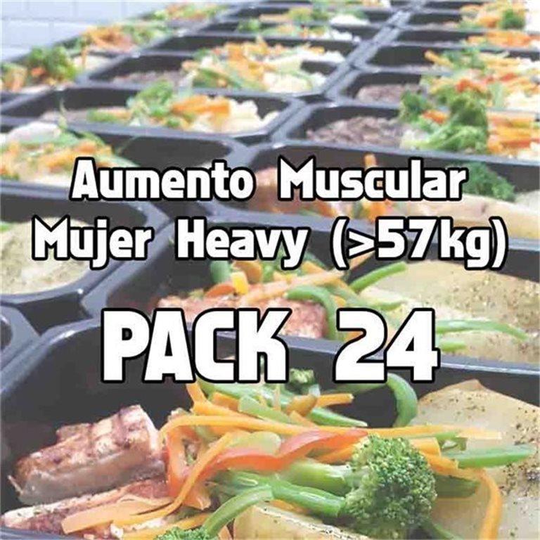 Pack 24 comidas AMH, 1 ud