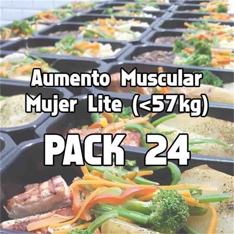 Pack 24 comidas AML, 1 ud