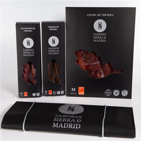 Pack 3 Embutidos 100% Madrid