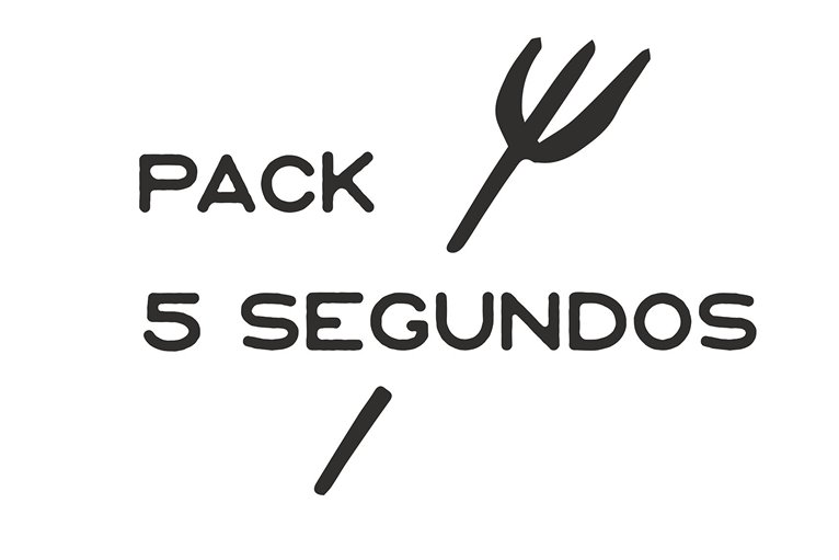 5 Seconds Pack