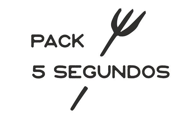 Pack 5 Segundos