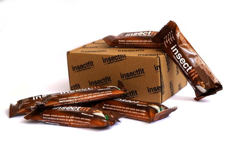 Pack 6 barritas Nutmix y Chocolate, 1 gr
